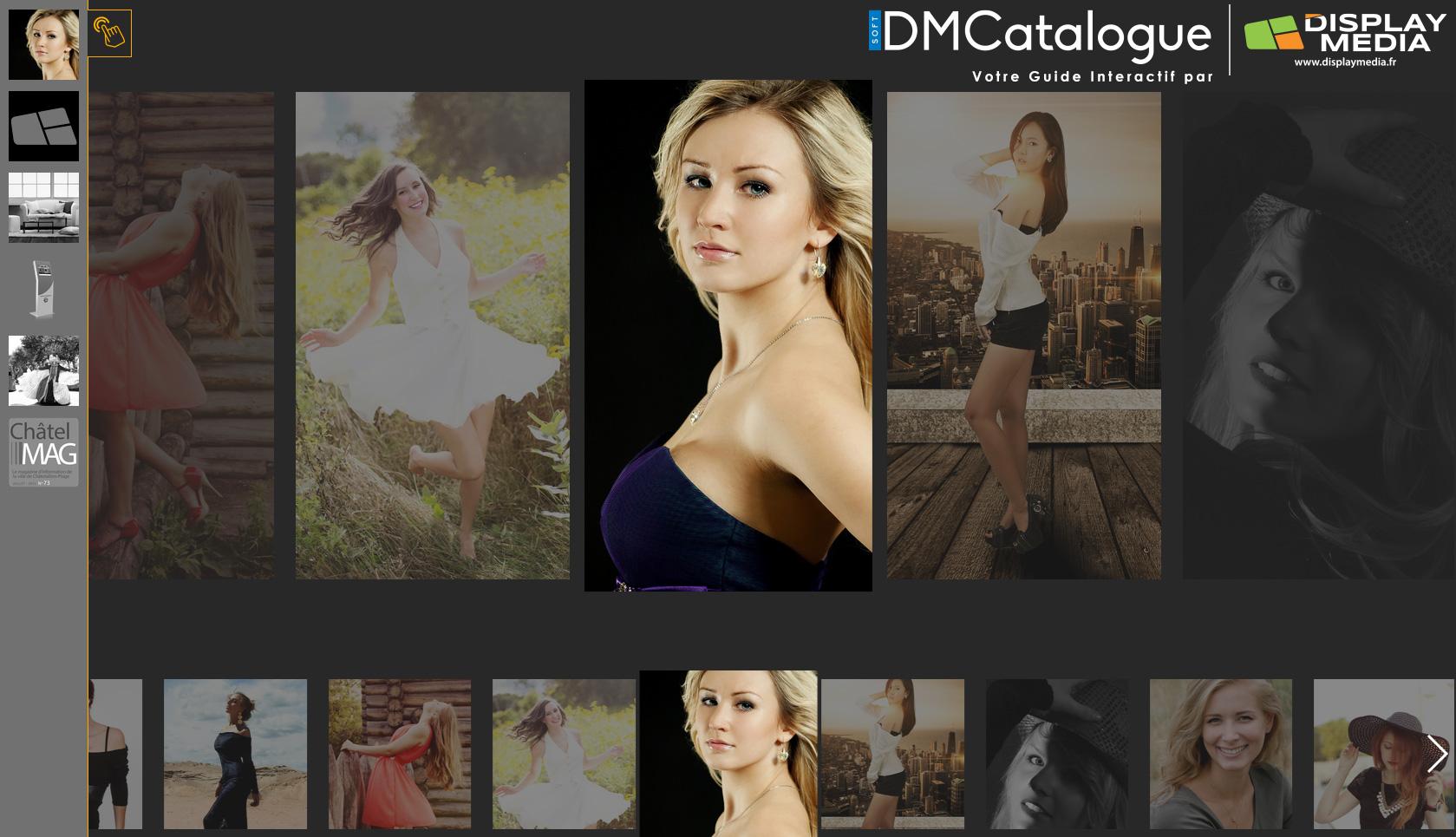 Logiciel Création Catalogue Interactif
