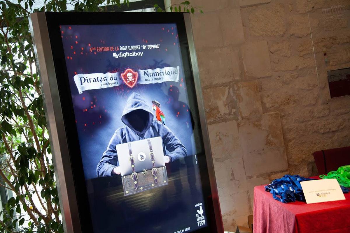 Digital Night : Pirates du numérique