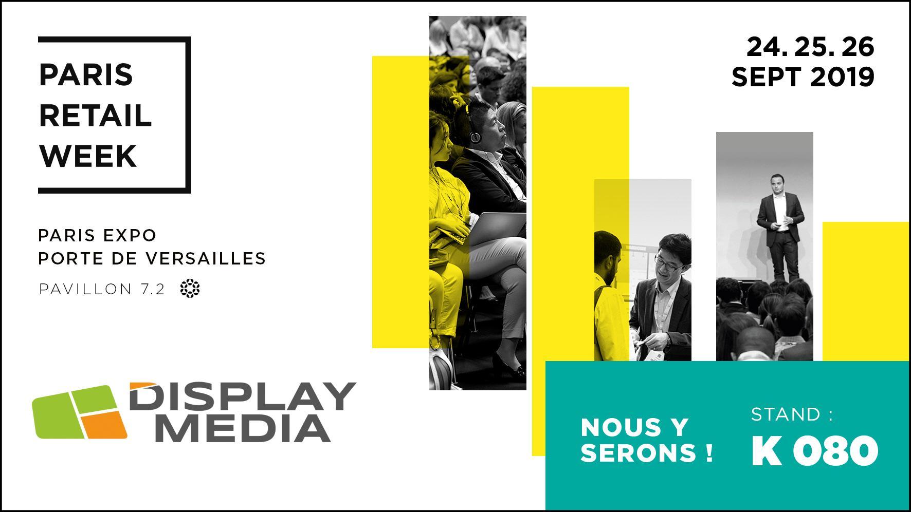[SALON] PARIS RETAIL WEEK 2019