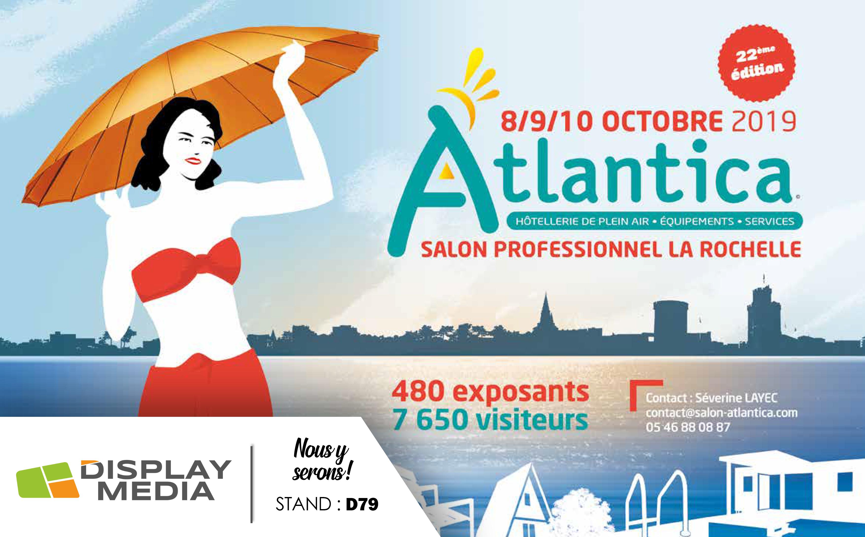 [SALON] Atlantica 2019