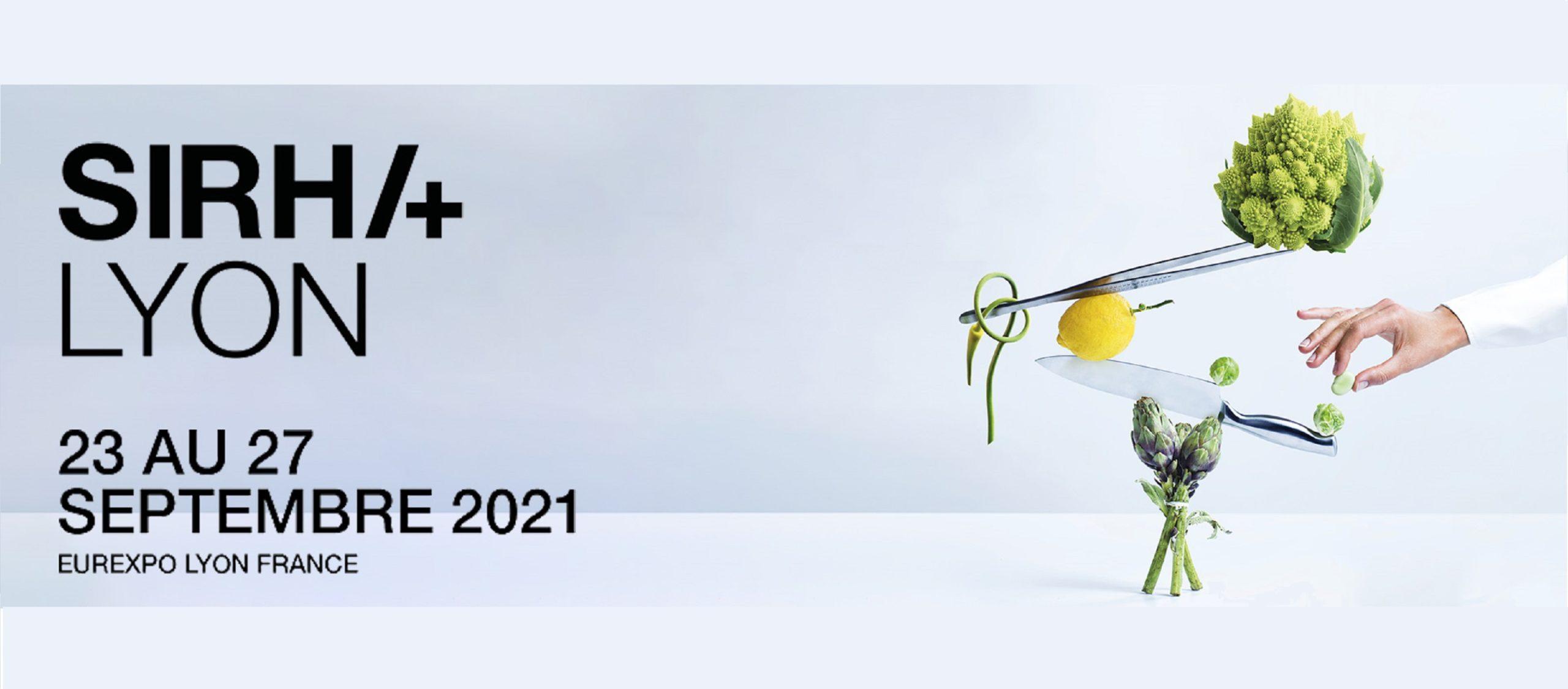 PARTICIPATION AU SALON SIRHA LYON 2021